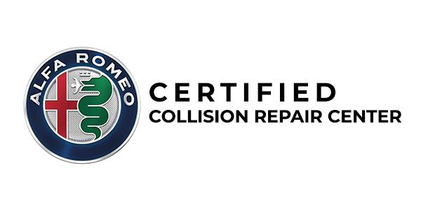 Alfa Romero Certified Colission Repair Center