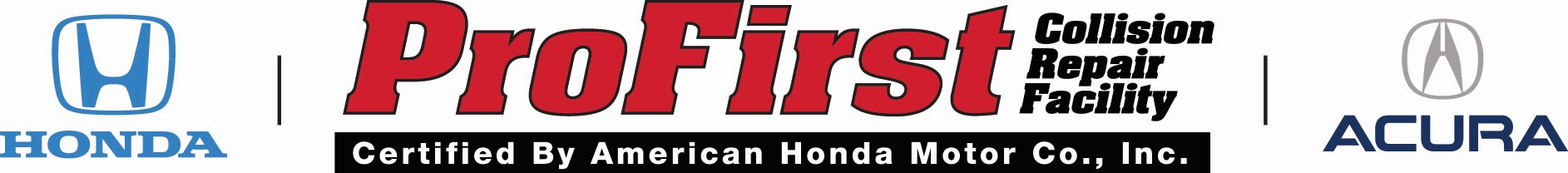 Honda & Acura Profirst Colission Repair Facility